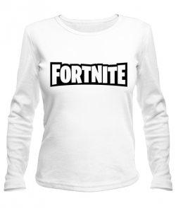Женский лонгслив Fortnite 6