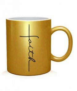 Чашка арт Вера (faith)