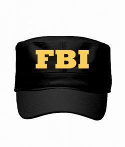 Кепка милитари FBI