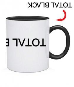 Чашка TOTAL BLACK